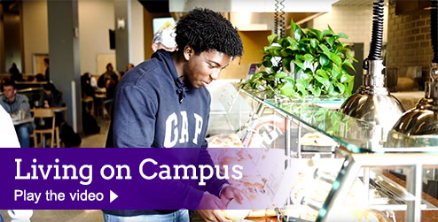 Video: Living on Campus